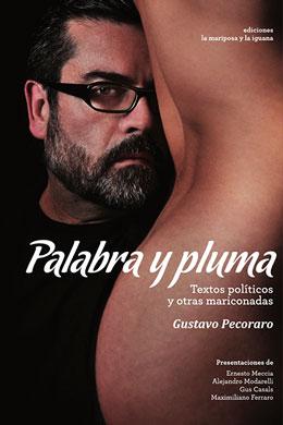 Palabra y pluma, Gustavo Pecoraro