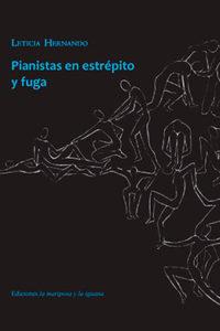 Pianistas en estrépito y fuga, Leticia Hernando