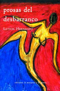 Prosas del desbarrranco, Leticia Hernando