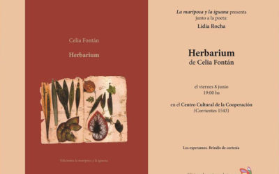 El 8 de junio en el CCC: Presentación de Herbarium