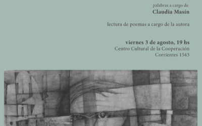 """Presentación de """"Los días del buitre"""" en el CCC"""