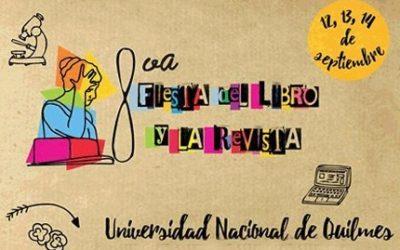 Fiesta del libro y la revista en Quilmes