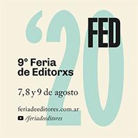 FED '20: Feria de Editoriales virtual y pandémica